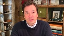 Jimmy Fallon Explains Why He's Ignoring Advice To 'Stay Quiet' About Old Blackface Clip