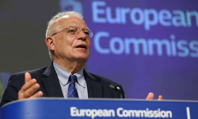 """Josep Borrell: """"In Europa inorriditi dall"""