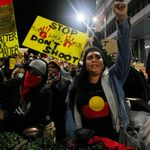 Thousands March In Sydney Black Lives Matter