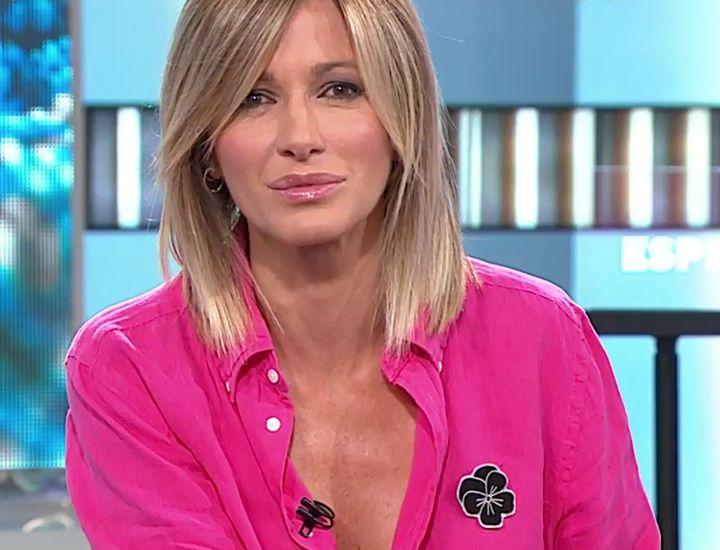 Susanna Griso, en la emisión del martes 2 de junio.