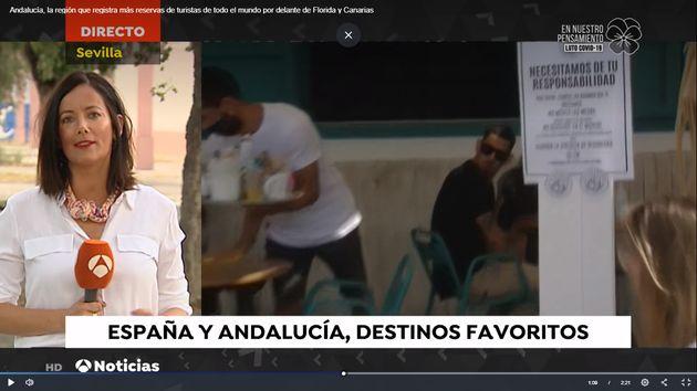 Rótulo Antena 3