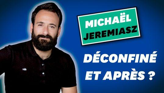 """Michaël Jeremiasz croit en notre """"capacité collective à rebondir"""" à l'heure du"""