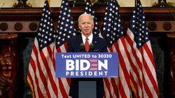 Joe Biden accuse Donald Trump d'être avant tout préoccupé par sa