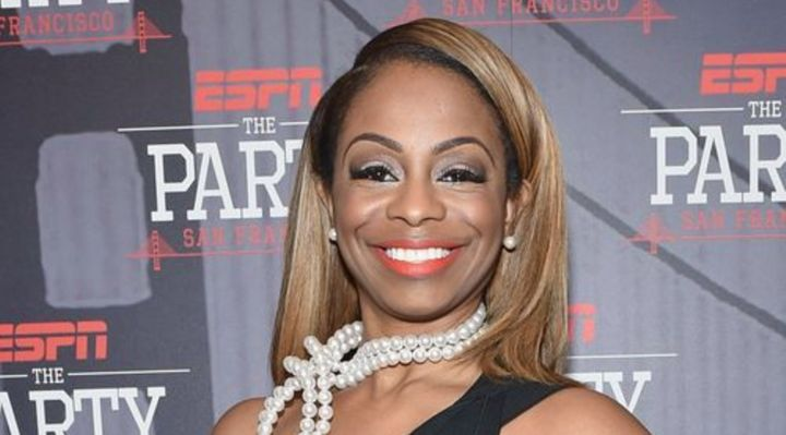 Josina Anderson has been with ESPN for nearly nine years.