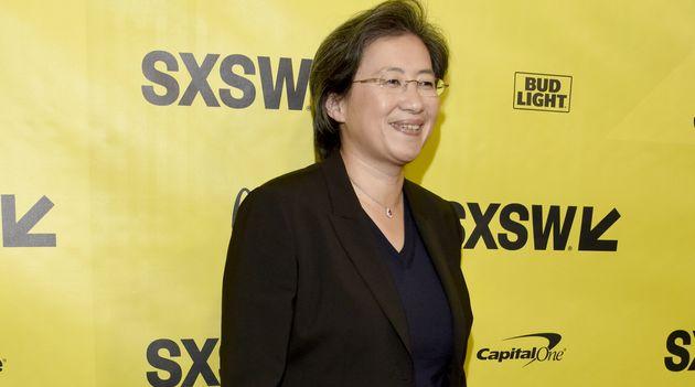 Lisa Su est PDG d'Advances Micro Devices (AMD) depuis 2014, son salaire devance ceux...