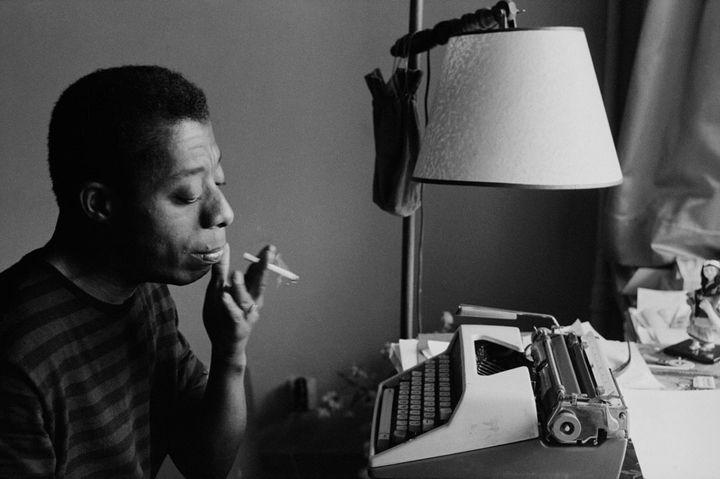 '아이 엠 낫 유어 니그로'의 James Baldwin