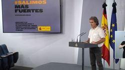"""El corte de Fernando Simón tras una pregunta: """"Los titulares los hacen los periodistas, yo"""