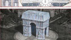 L'empaquetage de l'Arc de Triomphe maintenu malgré la mort de