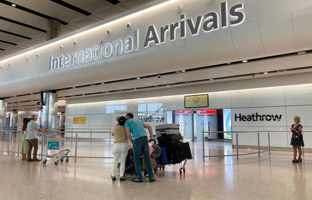 Test And Trace Could Replace Quarantine For Travellers, Top Scientist Suggests