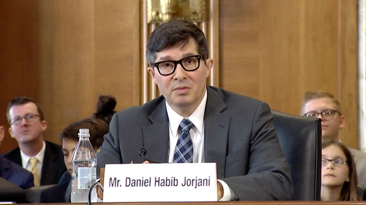 Daniel Jorjani, a Trump appointee, became the the solicitor of the Interior Department in late 2019.