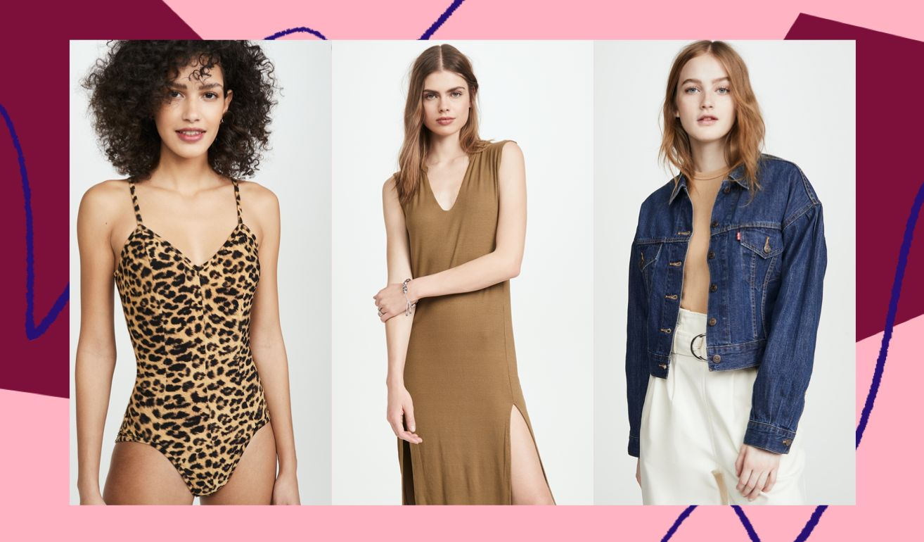 The Best Summer Finds Under 0 To Get During Shopbop's Sale