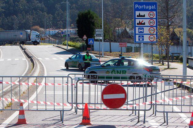 Frontera entre España y