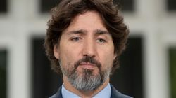 Trudeau Responds To Question About Trump Military Action With A Very Long