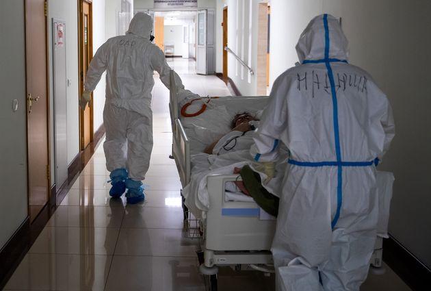 107 morts de plus liées au Covid-19 ce mardi, la baisse se poursuit en réanimation (photo