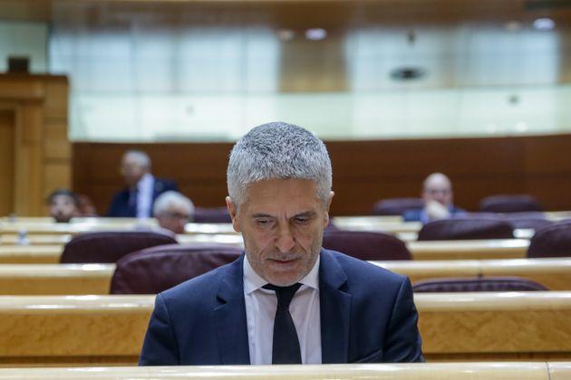Grande-Marlaska se aferra a su cartera y rechaza dimitir pese a la incesante polémica por el 'caso Pérez...