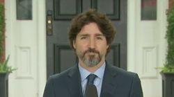 Justin Trudeau a hésité pendant 20 secondes avant de répondre à cette question sur