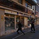 La manifestation Porte de Clichy contre les violences policières se termine sous
