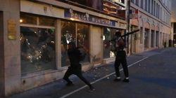 La manifestation Porte de Clichy se termine sous