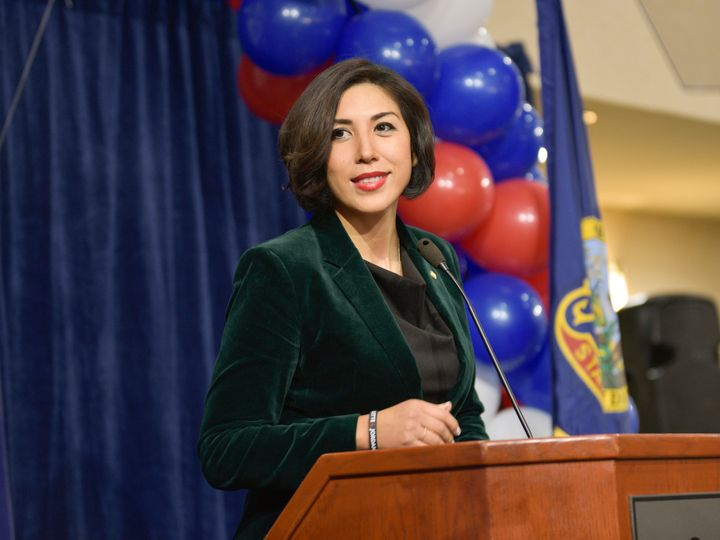 Paulette Jordan will face Sen. Jim Risch in November.