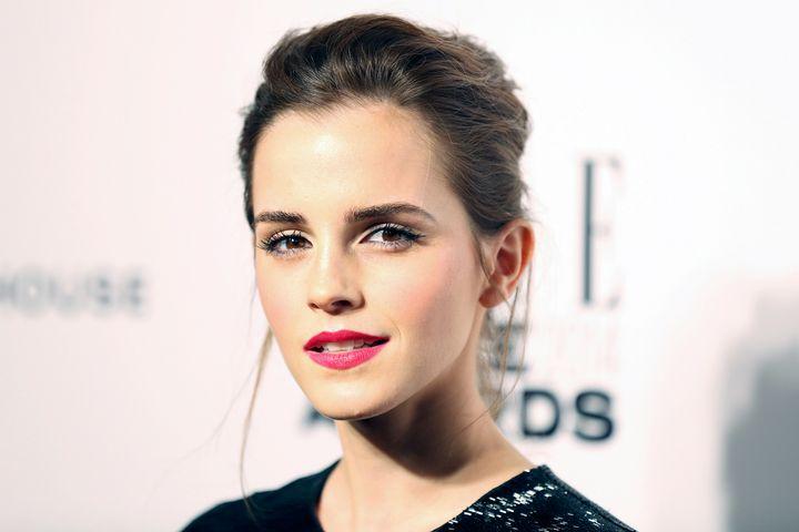 Emma Watson has an Instagram following of more than 57 million.