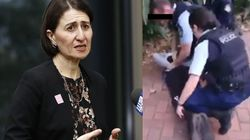 Gladys Berejiklian Responds To NSW Cop Kicking Indigenous Teenager: 'We Still Have A Long Way To