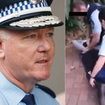 NSW Police Boss Says Officer Who Slammed Indigenous Teen To The Ground 'Had A Bad
