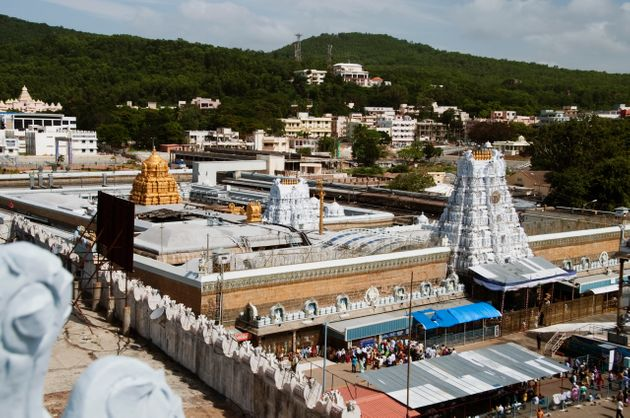 Tirumala Venkateswara Temple, Tirumala, Tirupati, Chittoor District, Andhra