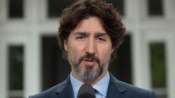 트럼프의 '군대 투입' 언급에 대한 캐나다 총리의 반응 :