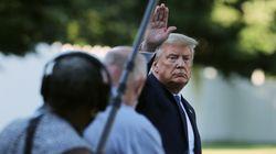 Trump defiende que Washington fue
