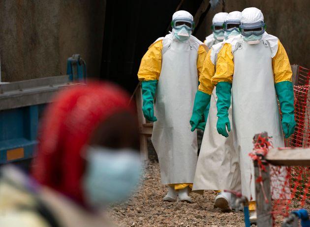 Επιδημία έμπολα για 11η φορά στη Λ.Δ του Κογκό - Ήρθε μαζί με την επιδημία κορονοϊού και