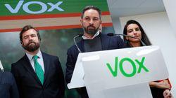 """Un ganador de 'OT', contra Vox: """"No se puede ser más gilipollas en esta puta"""