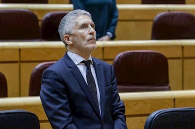 Fernando Grande-Marlaska, en una imagen de