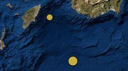 Σεισμός 4,1 Ρίχτερ ανοιχτά του