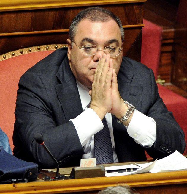 Arrestato l'ex senatore Sergio De