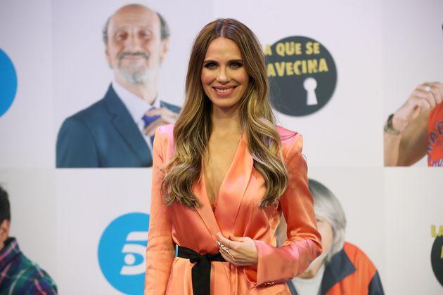 La actriz Vanesa