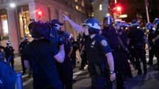 Police Attack AP Journalists, Force Them To Stop Covering New York Protest