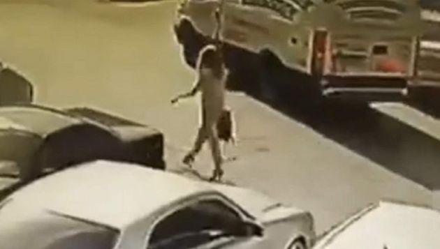 Επίθεση με βιτριόλι: Η δράστις πήρε ταξί για να μην αφήσει