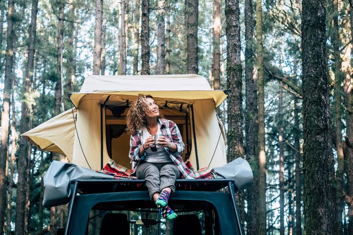 Camping may be having its moment in 2020, due to restrictions on foreign holidays