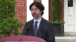 21 secondi di silenzio. Trudeau resta senza parole per la reazione di Trump alle