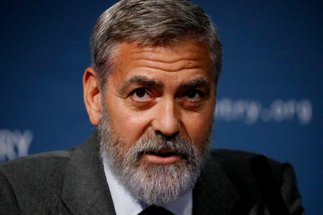 George Clooney, sobre el racismo: