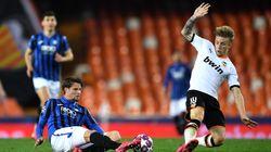 Valencia chiede intervento Uefa contro Gasperini: