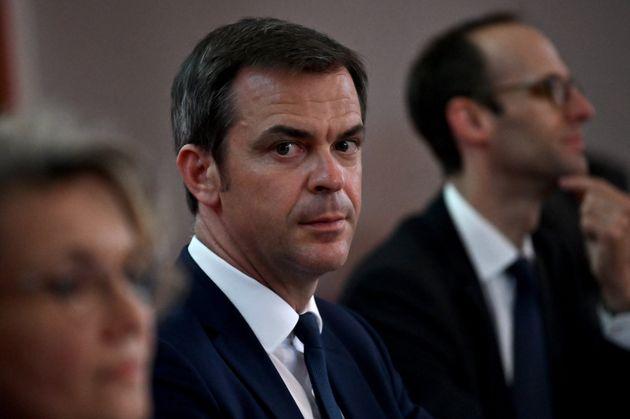 Olivier Véran, ici à Dijon le 29 mai