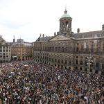 「私たちはみんなジョージ・フロイド」 抗議のうねり、欧州でも
