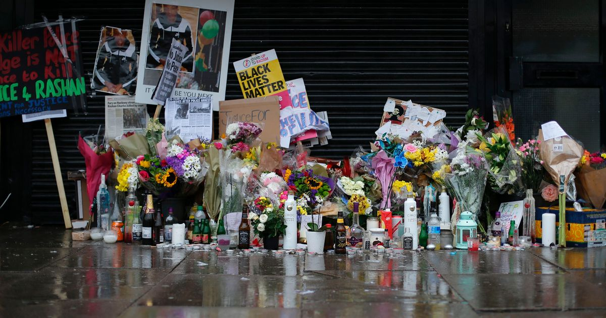 Opinion: My Nephew Died At The Hands Of UK Police. He Won't Be The Last