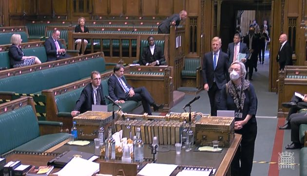 MPs Vulnerable To Coronavirus Promised Proxy Votes In Government Climbdown
