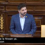 Gabriel Rufián, a Santiago Abascal: