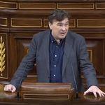 El diputado de Teruel Existe sube a la tribuna y lanza este demoledor mensaje al resto de los