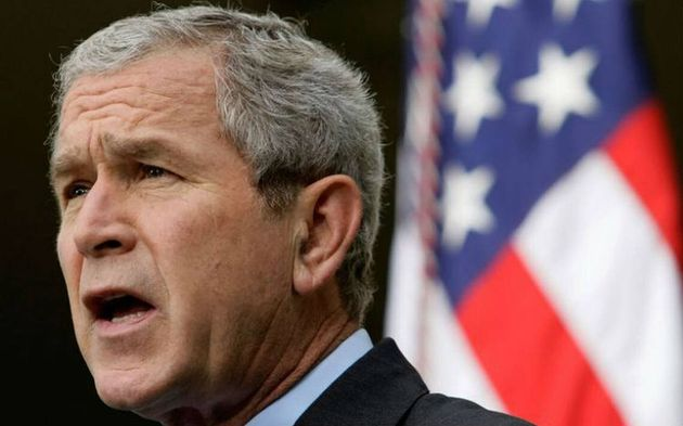George W. Bush, expresidente de