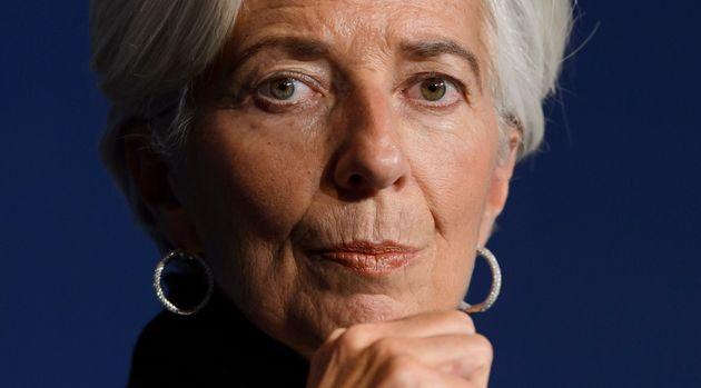 Gli occhi su Christine Lagarde dopo l
