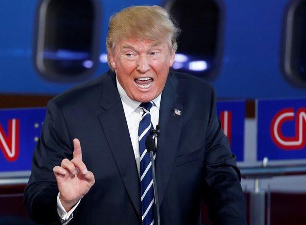 Donald Trump, presidente de